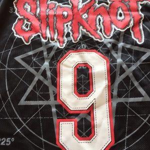 72edb6d208f Shirts | Slipknot Basketball Jersey | Poshmark